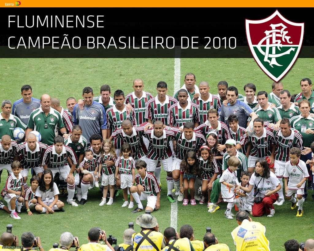 CANAL  SPORTS  Fluminense conquista o Campeonato Brasileiro de 2010 6d1bf0cd38b9e